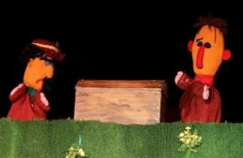 A brémai muzsikusok - bábelőadás - Mesekocsi Színház