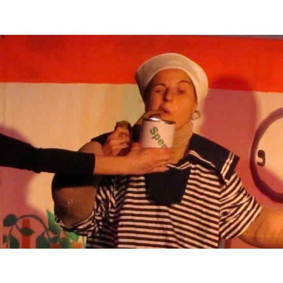 Popeye, a tengerész